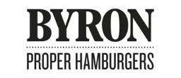 Byron Hamburgers Logo