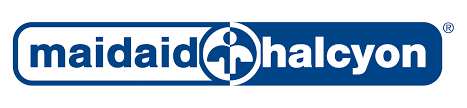 MaidAid Halcyon logo